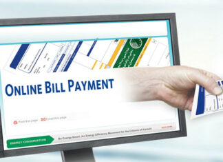 What is online payment of bills and advantages